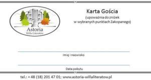 karta-goscia-astoria-zakopane