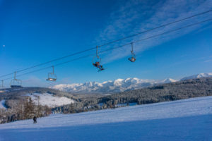 narty, wyciag, witow ski,