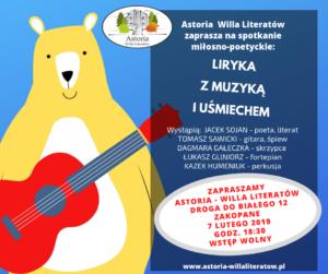 Astoria - Liryka zmuzyką iusmiechem FB