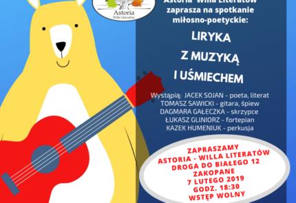 Astoria - Liryka z muzyką i usmiechem FB