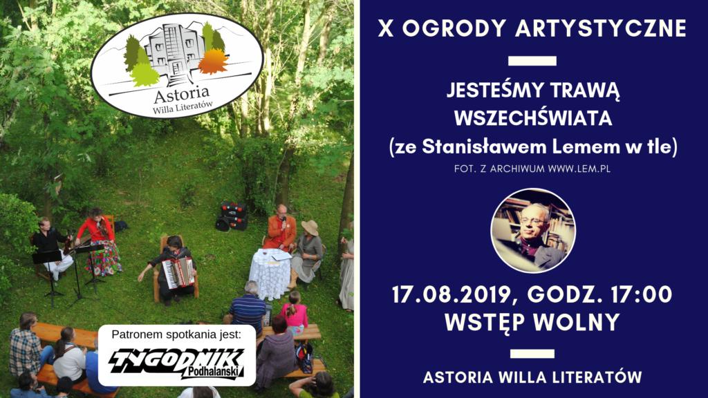 Zajawka spotkań wAstorii-2